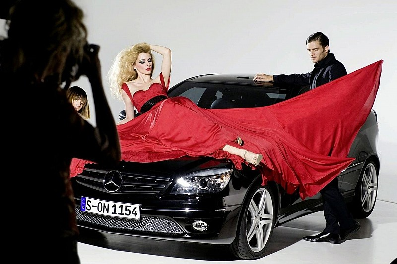 Mercedes CLC to Debut at Fashion Week Berlin 2008