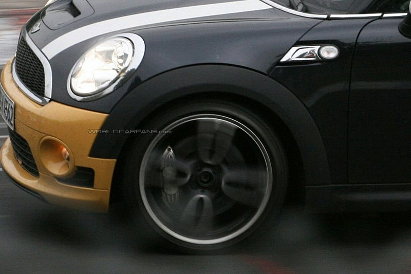 More Powerful MINI JCW Performance kit Spied at Nurburgring