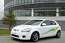 Kia eco_cee'd given 'green' light