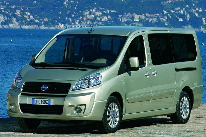 New Fiat Scudo Panorama Revealed
