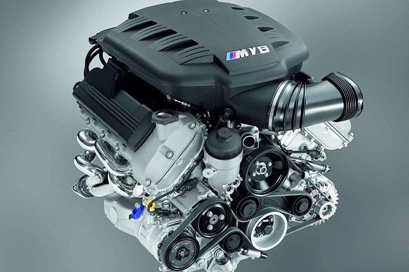 New BMW M3 V8 Engine: In Detail