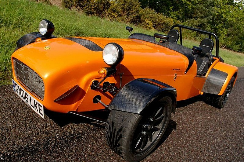 Caterham goes Superlight with CSR260