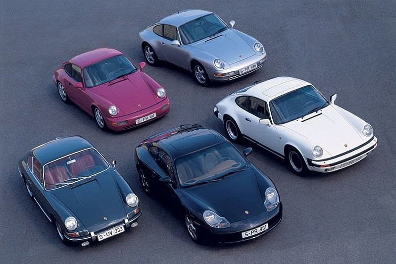 Forty Years of the Porsche 911