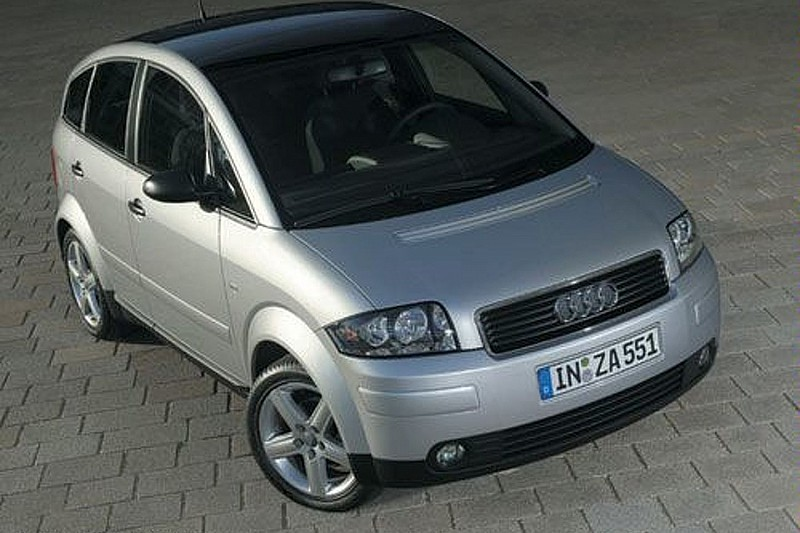 New Audi A2 1.4 TDI with 90 bhp Engine