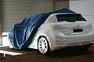 Possible Lexus LF-Ch Production Version Spied Under Wraps