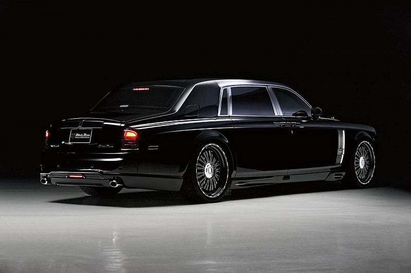 Rolls-Royce Phantom EW by Wald International