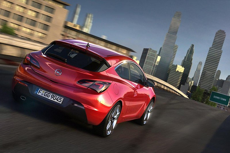 Opel / Vauxhall Astra GTC revealed [video]
