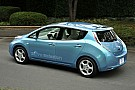 2012 Nissan Leaf upgraded for America