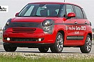 Fiat 500L Abarth with 165 hp planned
