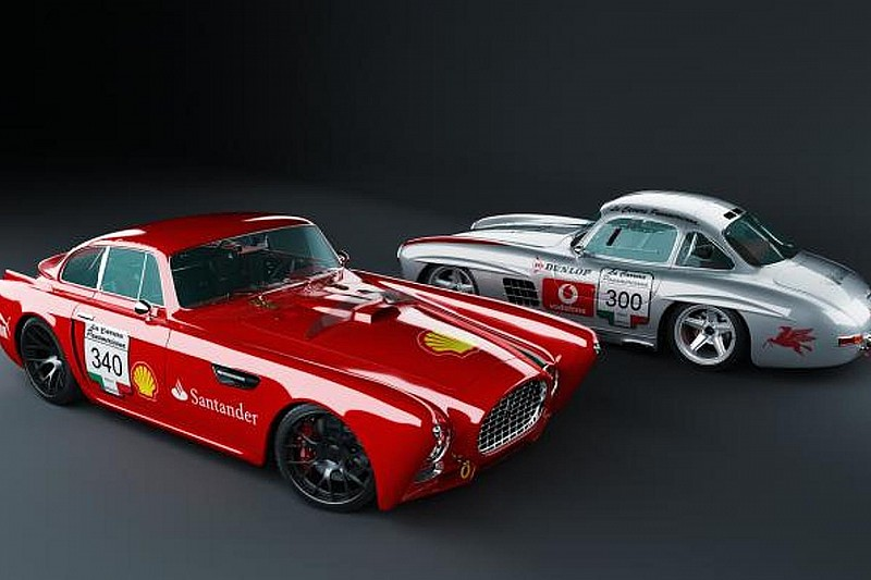 GWA pays tribute to La Carrera Panamericana with 300SL/R and 340M/C