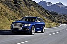 Audi bringing SQ5 with supercharged 354 HP V6 3.0-liter TFSI to Detroit