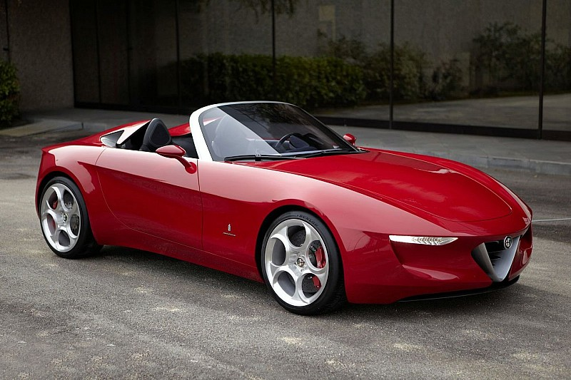 Mazda-made Alfa Romeo roadster officially confirmed