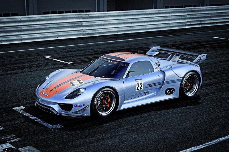 Porsche 960 to use a quad-turbo flat eight engine - report