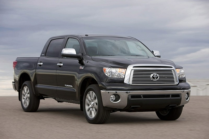 2014 Toyota Tundra to debut in Chicago