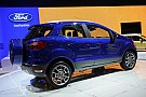 2013 Ford EcoSport launched in Geneva
