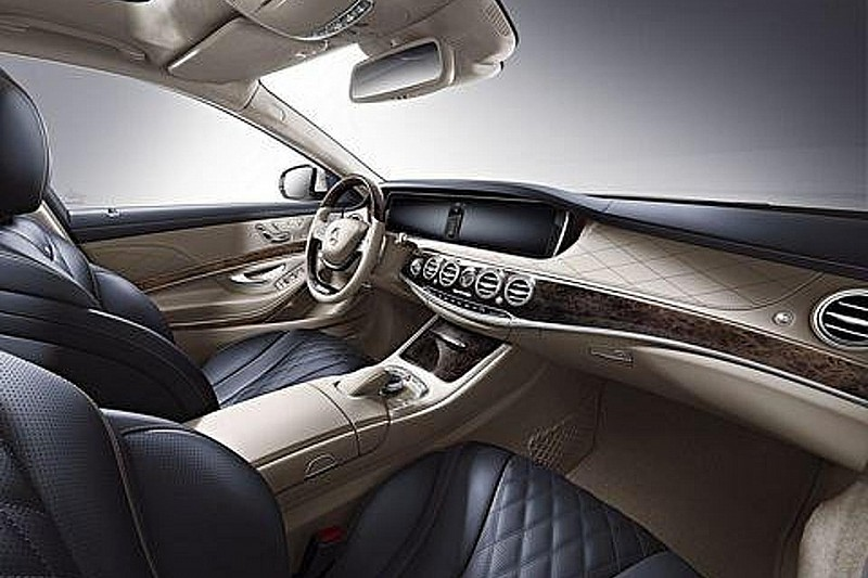 2014 Mercedes-Benz S-Class Edition 1 announced
