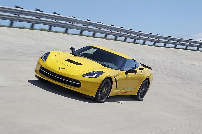 2014 Corvette Stingray Z51 performance specifications announced