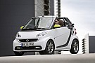 Smart ForTwo BoConcept Edition announced