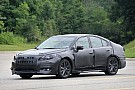 2015 Subaru Legacy sedan spied testing in Michigan
