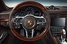Porsche reveals 911 Carrera S Cabriolet with wood trim