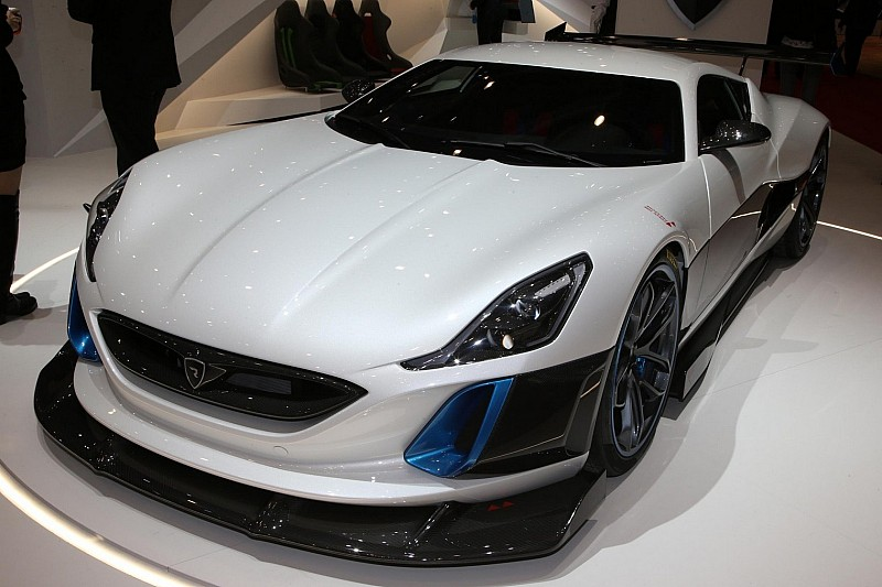 Beautiful Rimac Concept_S Unveiled With 1384 Hp  Wcf News  Motor1com