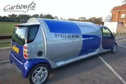 Stretched Smart Limo