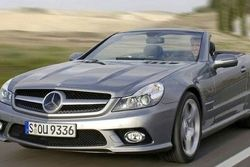 Mercedes-Benz SL 350 Facelift