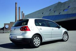 VW Golf with new 90kW TSI