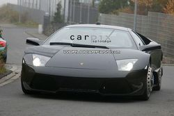 Lamborghini Murcielago Test Mule Spy Photos