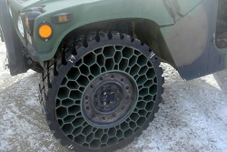 Resilient Technologies honeycomb wheel