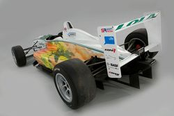 Lola B05/30 F3 racecar prototype with biodiesel engine