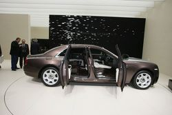 Rolls Royce Ghost at 2009 Frankfurt Motor Show