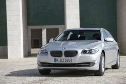 2011 BMW 5-Series Long Wheelbase 31.03.2010