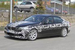 BMW M5 F10 spy photo, Nurburgring, Germany - 20.04.2010