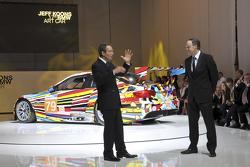 Jeff Koons' BMW Art Car