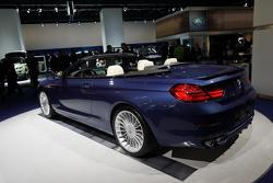Alpina B6 Biturbo Convertible live in Frankfurt 13.09.2011
