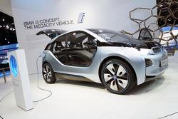 BMW i3 concept at Frankfurt - 15.9.2011