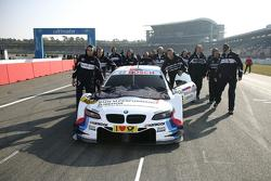 BMW M Performance Accessories M3 DTM presentation, Hockenheim Ring, 23.10.2011
