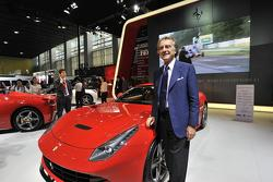 Ferrari's 20th anniversary in China 22.11.2012