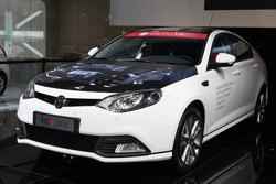 MG6 with 1.9-liter DTi-TECH turbodiesel engine