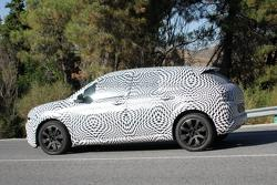 Citroen Cactus production version spy photo 05.09.2013