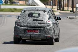 2014 Renault Twingo spy photo 05.09.2013