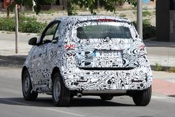 2014 Smart ForTwo spy photo