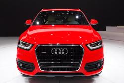 2015 Audi Q3 (US-spec) live at 2014 NAIAS