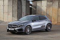Vath tunes the Mercedes GLA 45 AMG to 395 PS