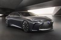 2018 Lexus LS will have \
