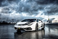 Lamborghini Huracan by O.CT TUNING
